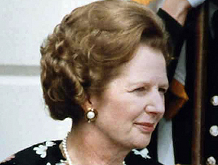 Margaret Thatcher 1983