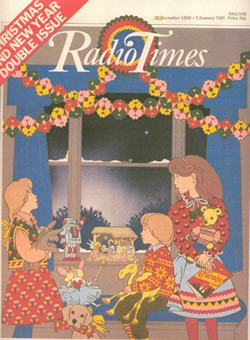 Radio Times 1980 Christmas Cover