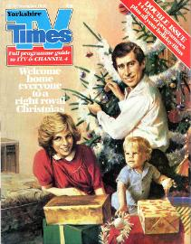 TV Times Christmas Cover 1983