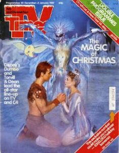 TV Times Christmas Cover 1986